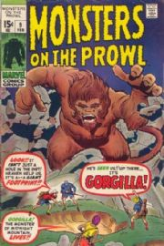 Monsters On The Prowl Comics